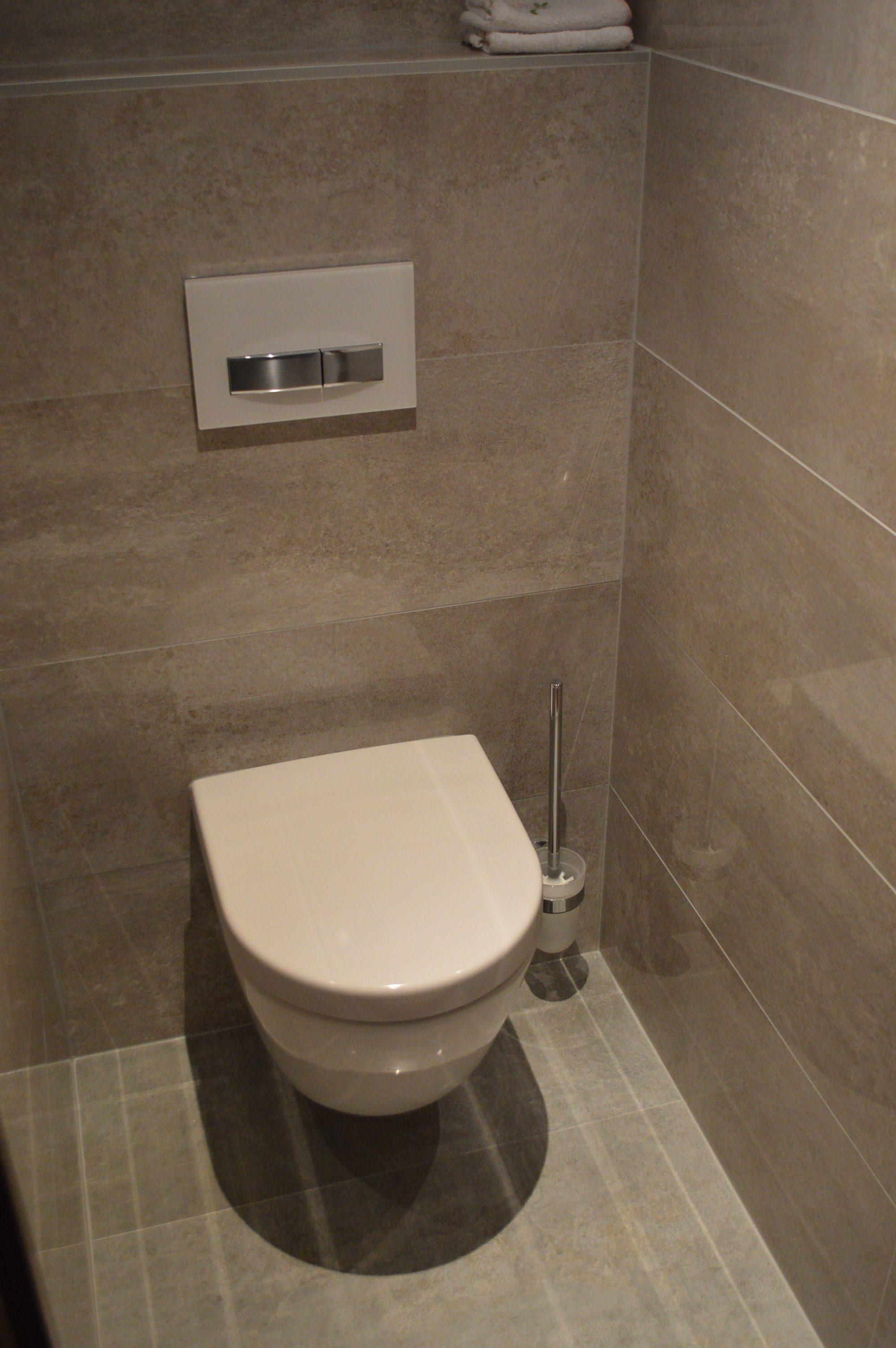 Moderne Toiletten toiletten inbouw